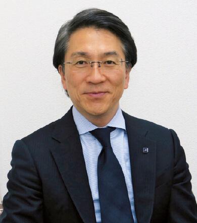 札幌観光バス社長の福村泰司さん。「足となるバスを軸にして、北海道の観光に少しずつ新しい価値を生み出していきたい」と語る