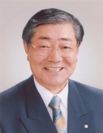 白壽殿代表取締役会長の菅原周二さんは、塩釜商工会議所の議員、常議員、副会頭を計33年にわたり務めている