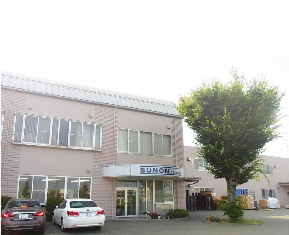 22年に一念発起して購入した中古工場が、現本社工場として機能している。購入した翌年の東日本大震災もヒビ1つで乗り切り、働きやすい職場として従業員の評価も高い