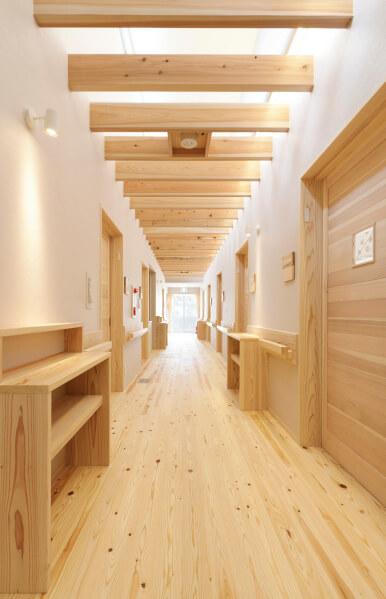 地域密着型の特別養護老人ホーム、グループホームを開設。平成29年度中に2カ所新設予定
