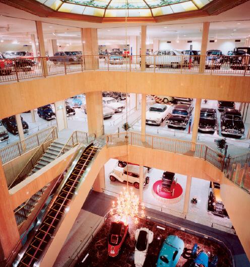 日本最大級の所有台数を誇る「日本自動車博物館」