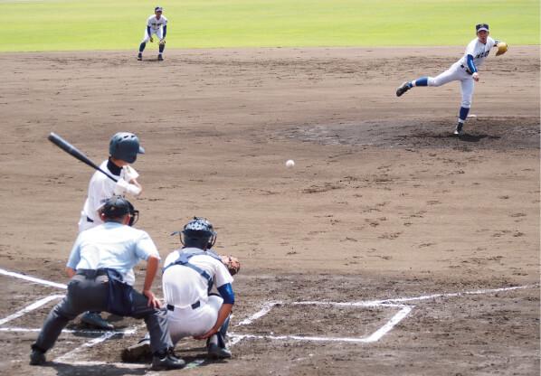 大阪の強豪校である履正社高等学校を招待し試合を行った「小松勧進帳高校野球交流試合」