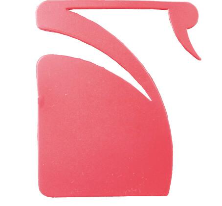 アイデア発明品第1号の「スワンタッチ」1枚162円(税込)。現在でも月に2000~5000枚ペースで売れ続けている
