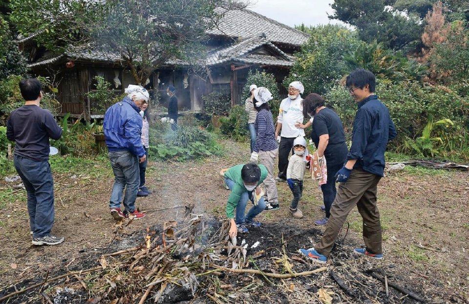 平成20年度第8回YEG大賞受賞の館山YEG「館山へ移住お手伝いネットワーク」。その名も「おせっ会」のメンバーが移住のために力になっている
