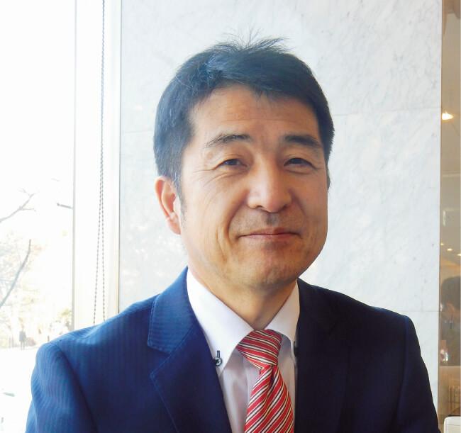 「秋田の農産物で商品開発して売れる道筋をつける一方、農業に興味のある人材を育成して、就農を促したい」と抱負を語る渡部裕康さん