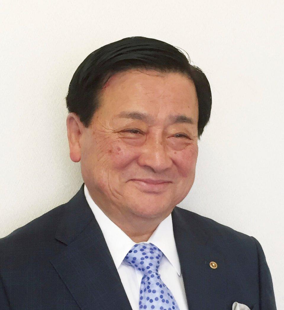 荒尾商工会議所 会頭 那須 良介 氏