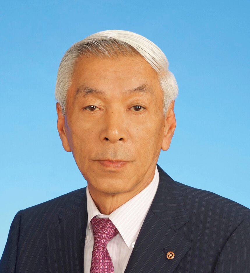 恵庭商工会議所 会頭 中泉 澄男 氏