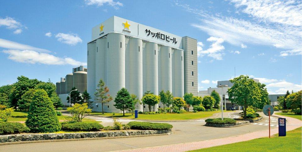 サッポロビール北海道工場/北海道を代表するビール工場。無料の工場見学ツアーを実施している