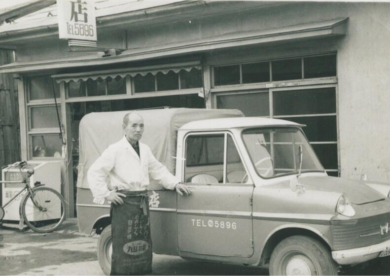 創業者・福田留吉さんは、イーストメーカーで働いた経験からパンづくりを始めた
