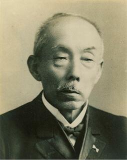 創業者の吉村又作さん。若いころに肉親を次々と亡くし、苦労しつつも独立心は強かったという
