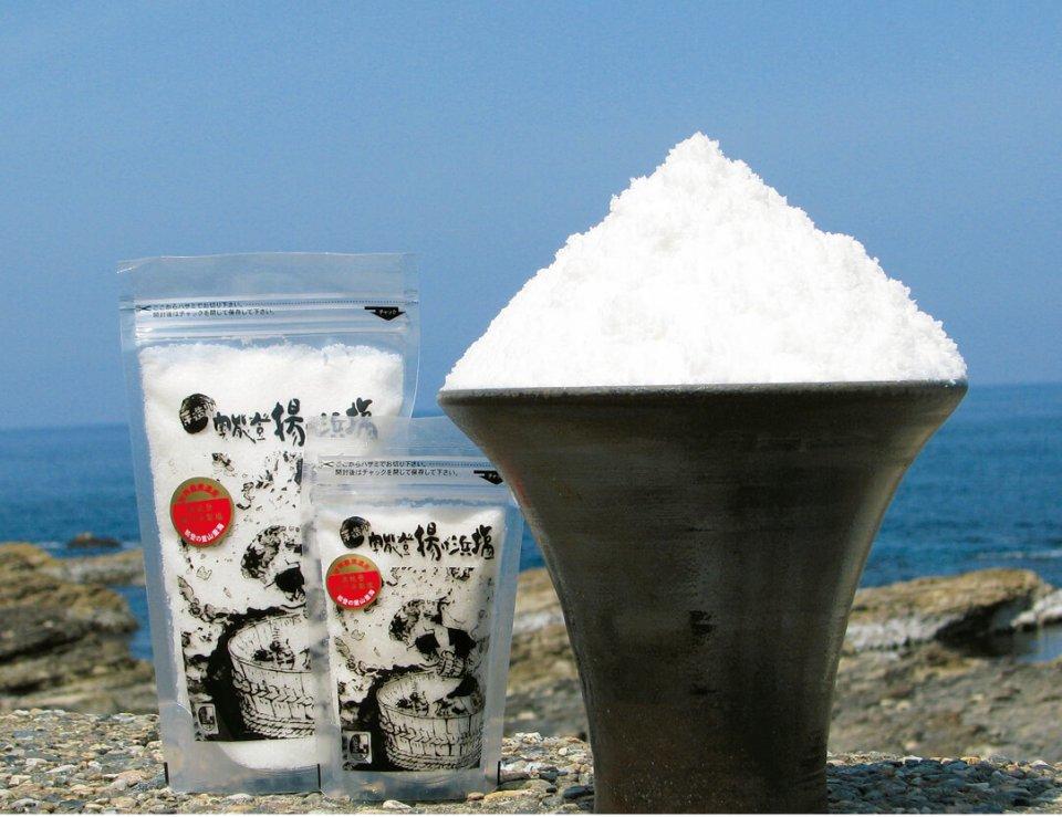 奥能登揚げ浜塩