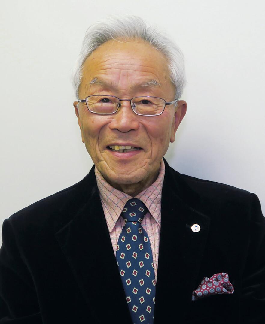 國松 善次 (くにまつ・よしつぐ) 一般社団法人健康・福祉総研理事長 元滋賀県知事