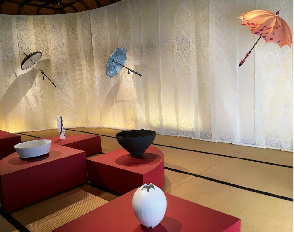 「有田とフランス人間国宝展」を開催