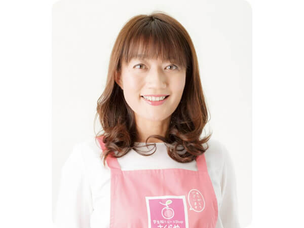 株式会社サンクラッド 代表取締役 馬場 加奈子(ばば・かなこ)