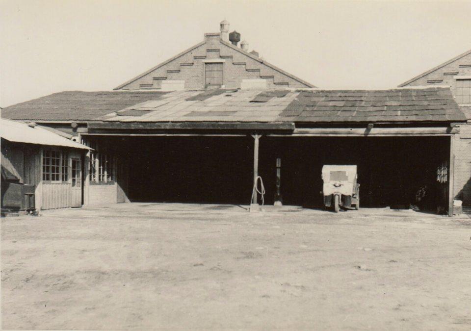 かつて小倉にあった工場