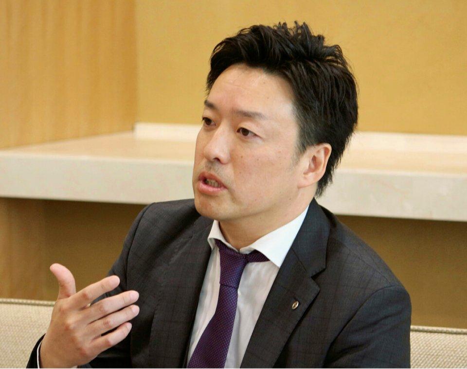 2019年度日本商工会議所青年部・田中暢之会長(各務原YEG)