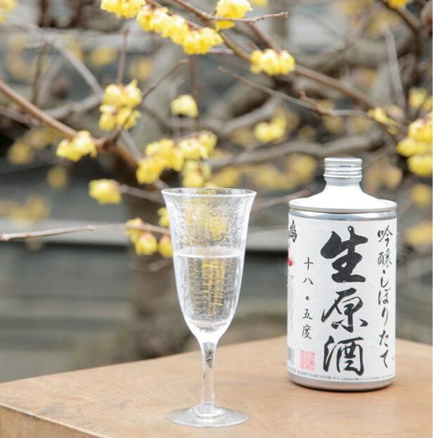 「鳴門鯛 吟醸しぼりたて生原酒」は、サンフランシスコで人気に火がつき、逆輸入的に国内で注目される