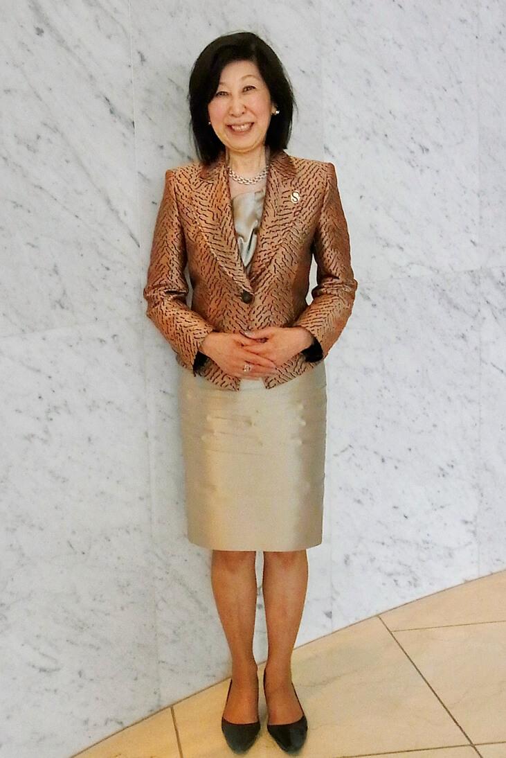 「女性だから困ったということはありませんが、本音で心地良くビジネスができる相手かどうか、慎重に見極めます」と伊藤紀美子社長