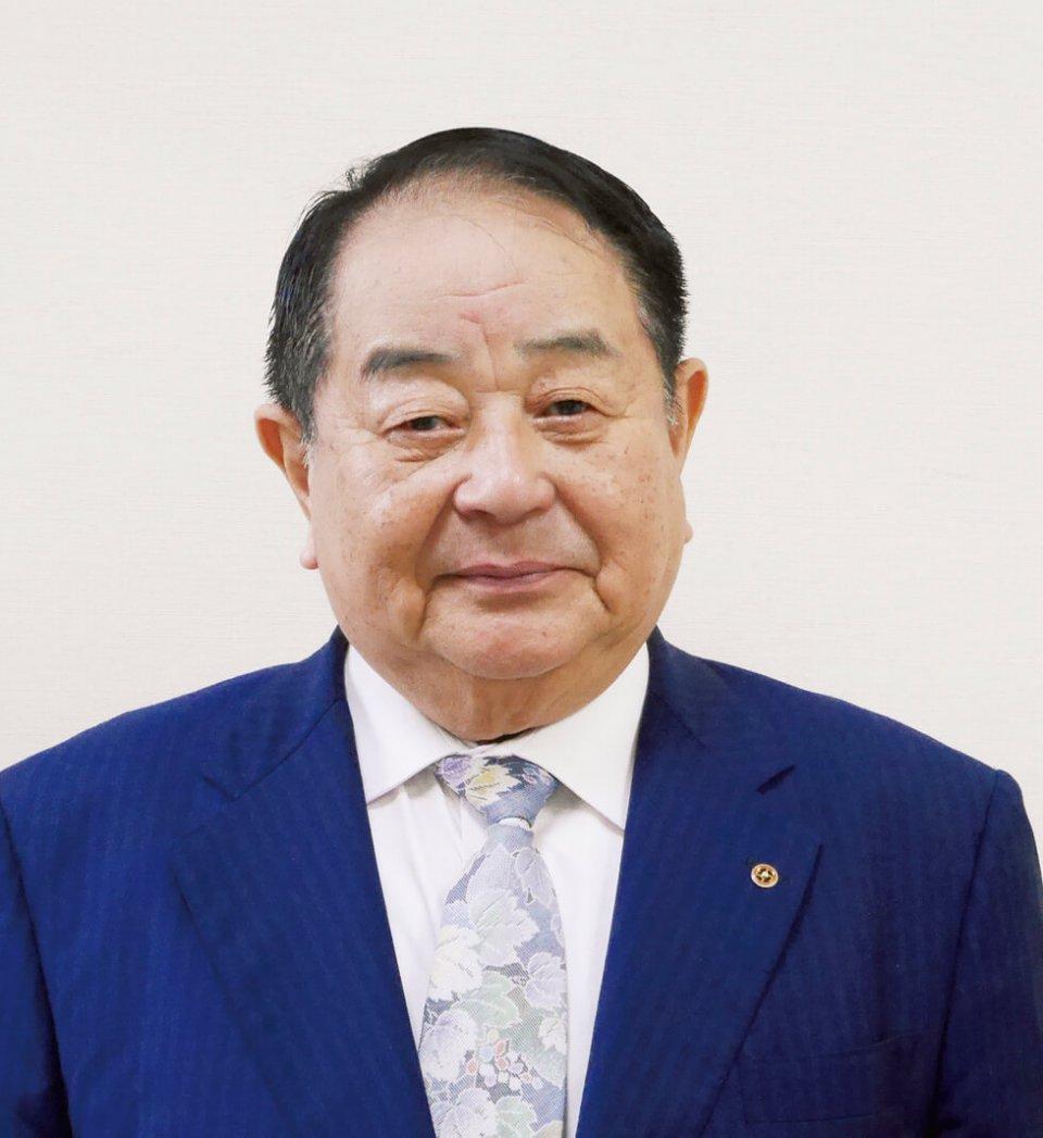 奄美大島商工会議所 会頭 谷 芳成 氏