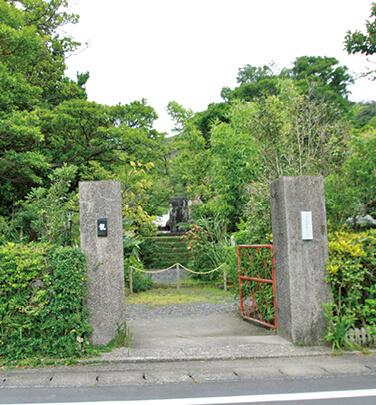 西郷隆盛の住んでいた家・西郷南洲謫居(たっきょ)跡