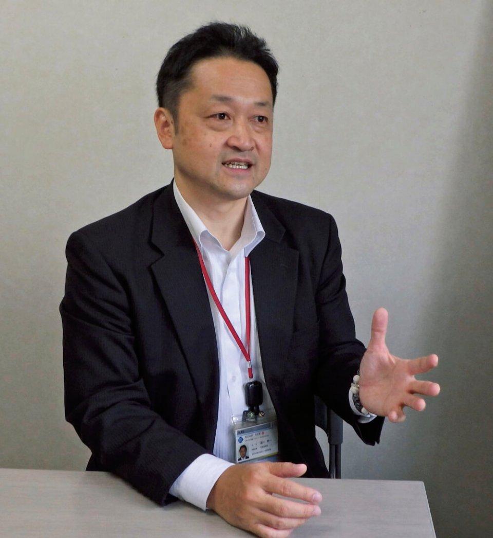 2019年度日本YEG交流委員会・湯川孝一委員長