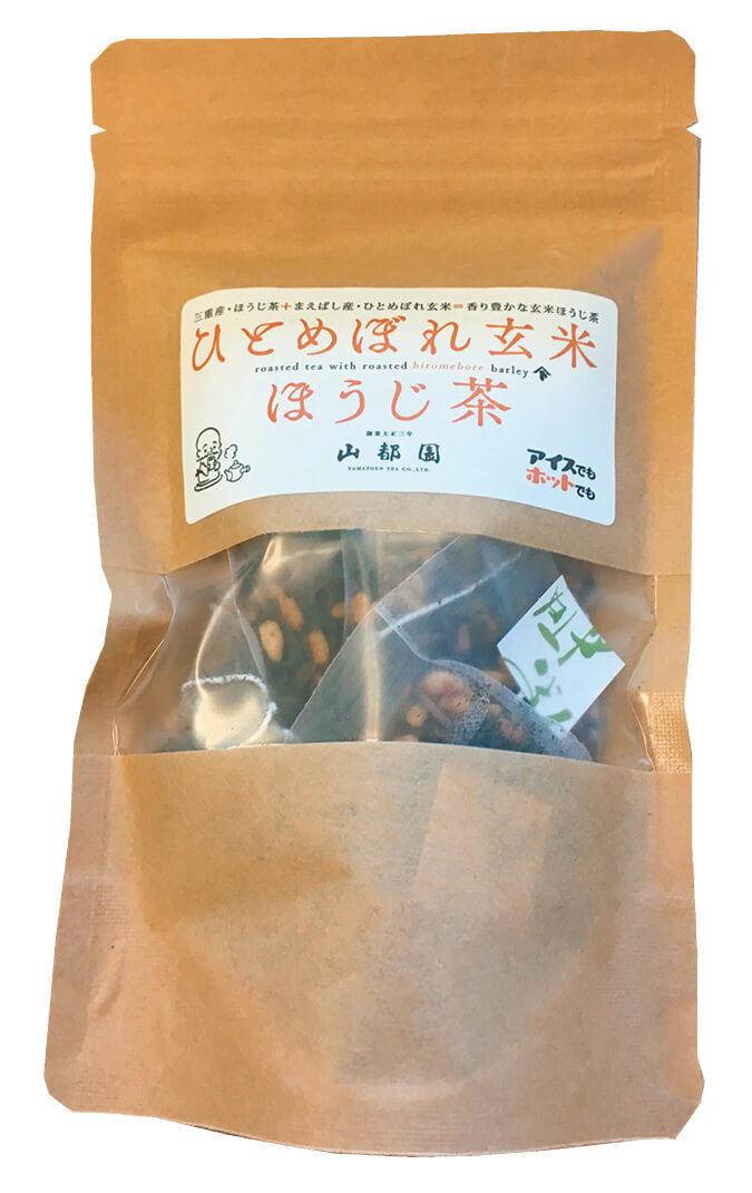 老舗のお茶専門店の玄米ほうじ茶