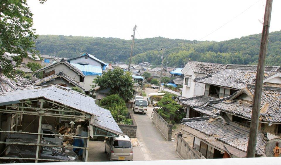 昨年7月の集中豪雨では、浸水地帯の工場が爆発し、周囲の家屋が大きな被害を受けた