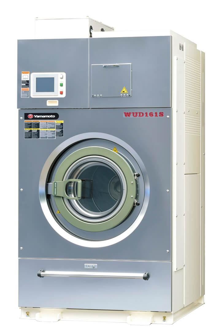 米国に輸出している洗濯脱水乾燥機