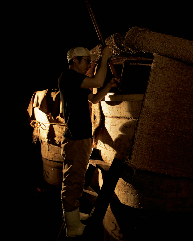 時間をかけて発酵・熟成させた酢には、各種アミノ酸、リンゴ酸、コハク酸、酒石酸など60種類以上の有機酸が含まれている