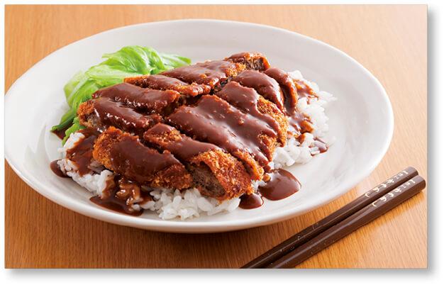 かつめし:お箸で気軽に食べられる加古川の名物郷土料理