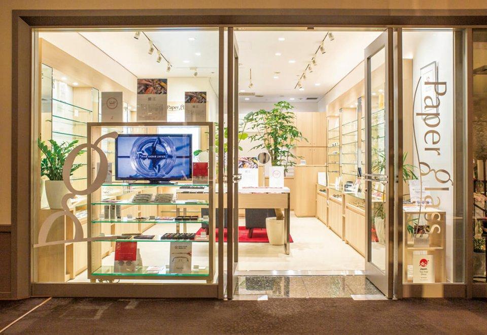 2019年8月にオープンした「ペーパーグラス東京 新宿京王プラザホテル店」は、関東エリア3店舗目。海外でも中国を中心に展開中だ