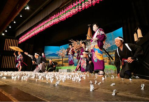 美濃歌舞伎博物館「相生座」