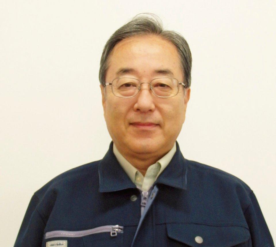 大橋弘昌管理部長は現在、Q(品質)、C(コスト)、D(納期)の全項目を含む新ITシステムの開発に力を入れている