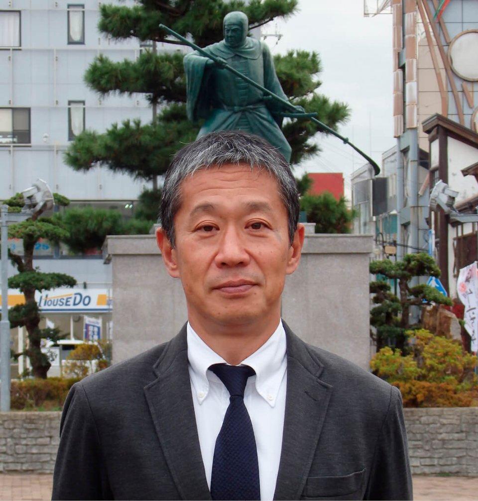 田辺商工会議所から出向している南紀みらいの尾崎弘和専務取締役は、商店街を再生するさまざまなイベントを企画し成功させてきた