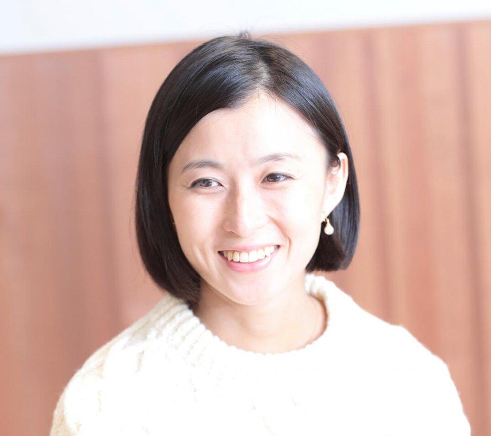 「お客さまとの交流も大切にしています。直近の『ニットオーナーズデー』には70人の方が集まりました」と語る御手洗瑞子社長 ©️Akiko Suzuki