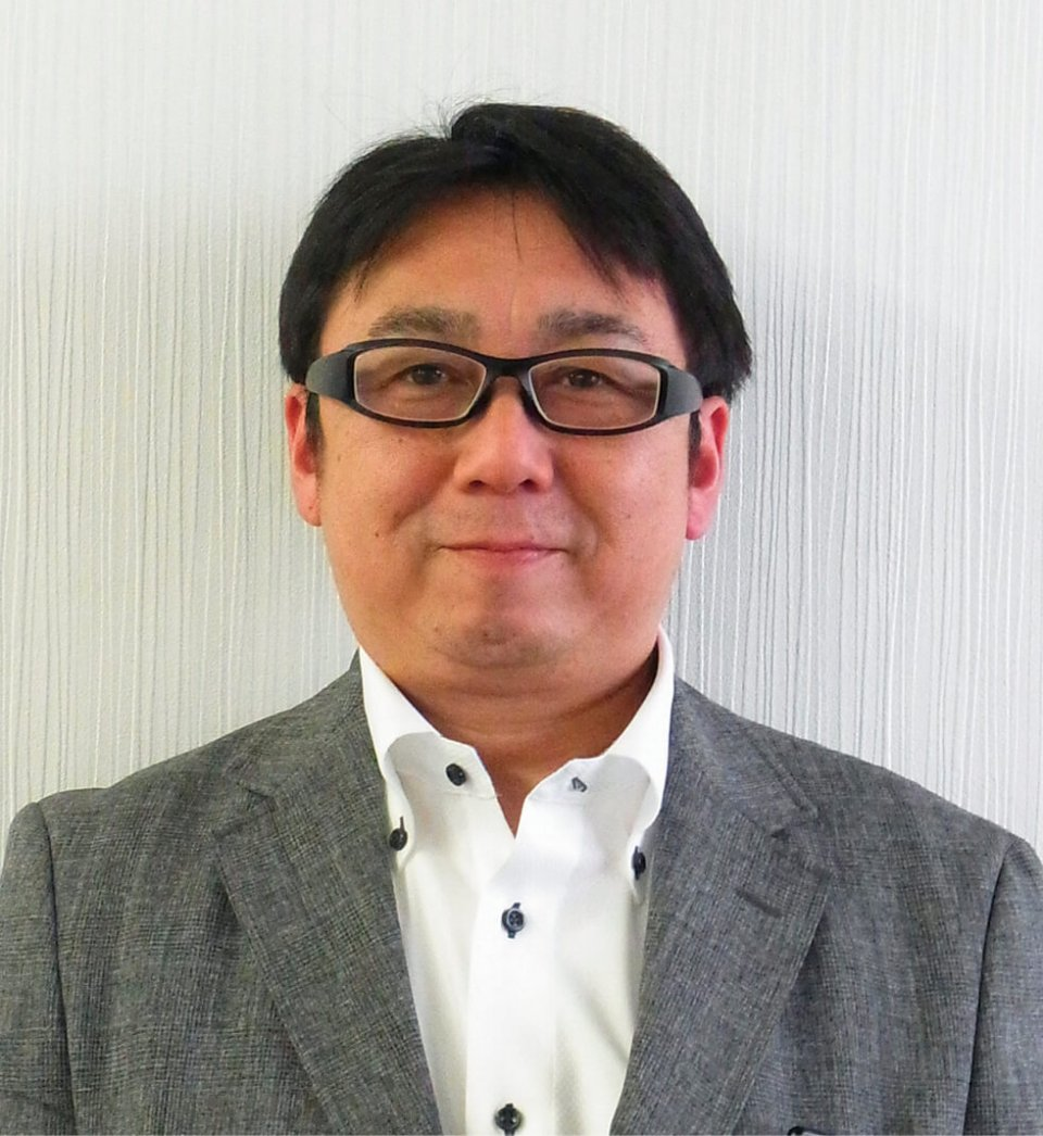 「BWEエキスの知名度を上げて、より多くの人の健康に役立ちたい」と語る松井範明代表取締役