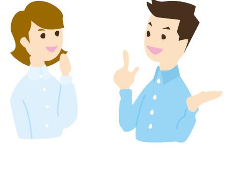 ・ストレスの原因に目を向けて適切な人に相談する