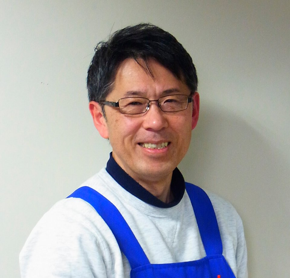 「地元客、インバウンドの二者択一ではなく全国の釧路ファンを含めて、使い勝手の良い商店街であり続けたい」と語る柿田英樹理事長