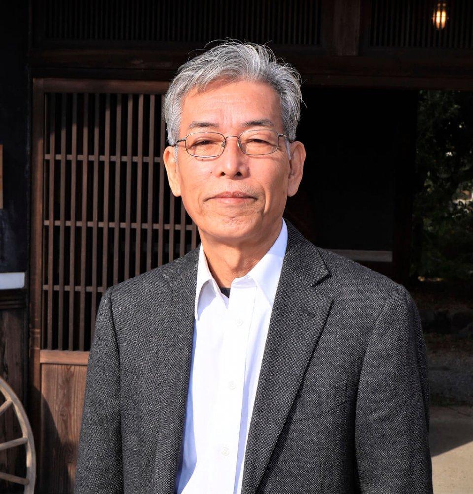 伊藤農園社長の伊藤修さん。「食から人とのつながりができ、地域全体が変わっていけばと思っています」