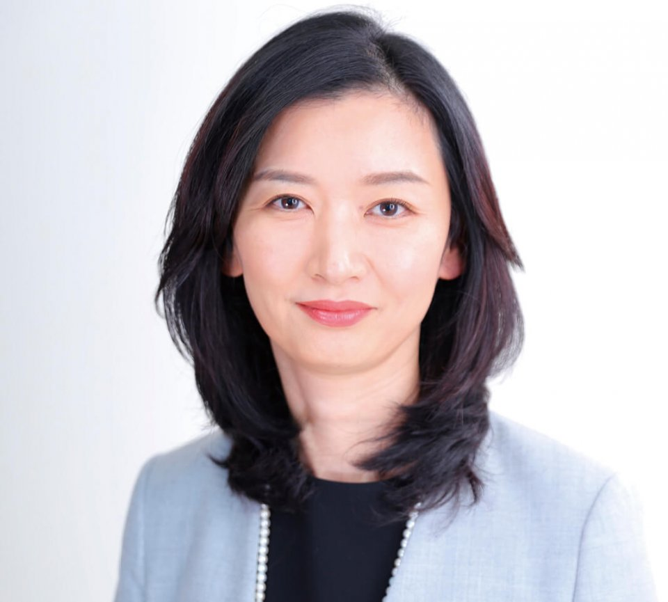 代表取締役の新井恭子さん。建設ディレクター®育成を通し、建設業界の従来の役割分担を超える新しい仕組みを提唱する