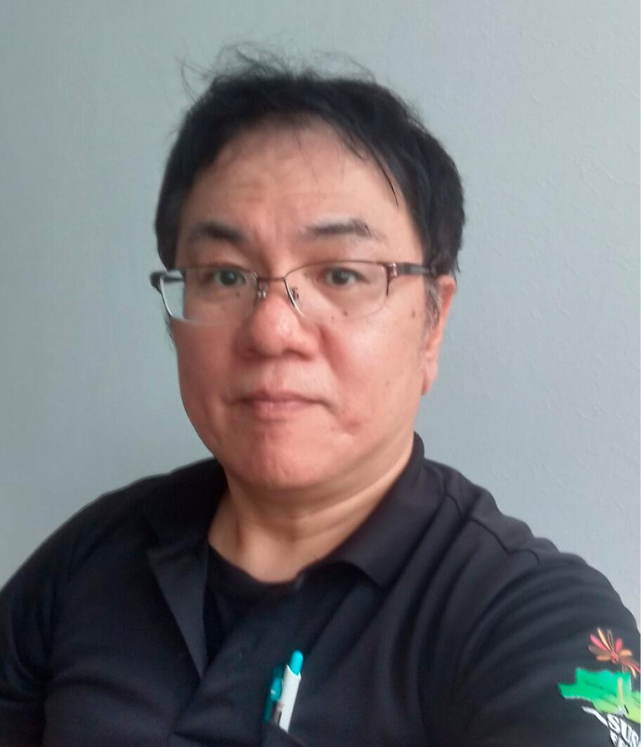 須崎商工会議所専務理事の坂井正輝さん。「3社の社長さんのタクシー業への思いを汲み取ることを最優先にしました」