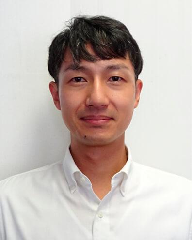 「桐生のマスクを広くPRしていきたい」と語る角田欣巳総務課主任