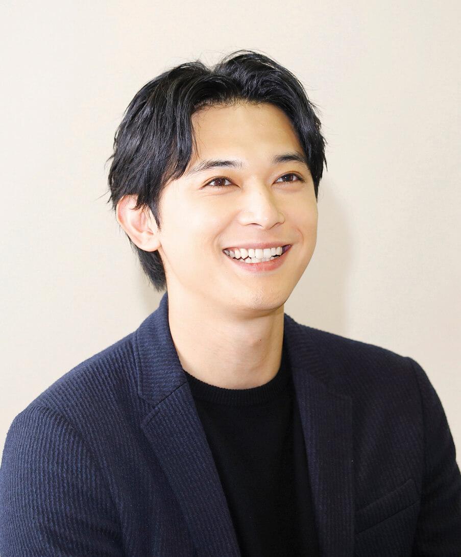 「もし今、渋沢栄一に会えるとしたら、人生で一番心に残った人物は誰なのかを聞いてみたい」と話す吉沢さん