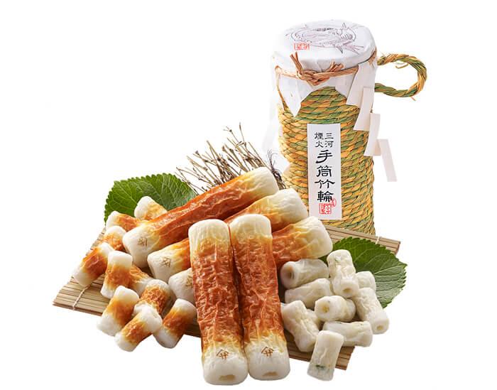 三河煙火手筒竹輪セット 3024円(税込)