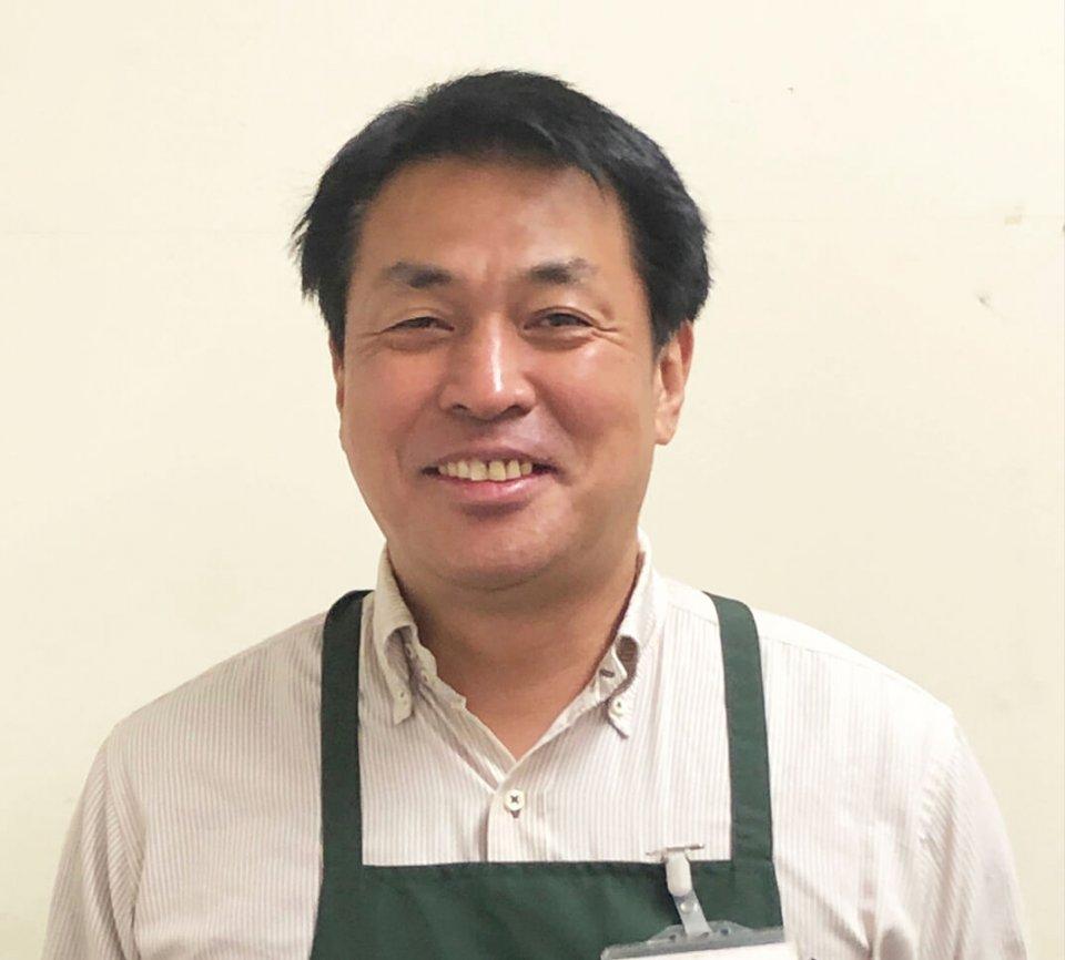 「北海道の味覚をできるだけ多くの人に知ってもらうために、YouTubeで『北海道おいしいチャンネル』を配信しています。コロナ禍の家時間に楽しんでもらいたい」と語る泉晃総支配人