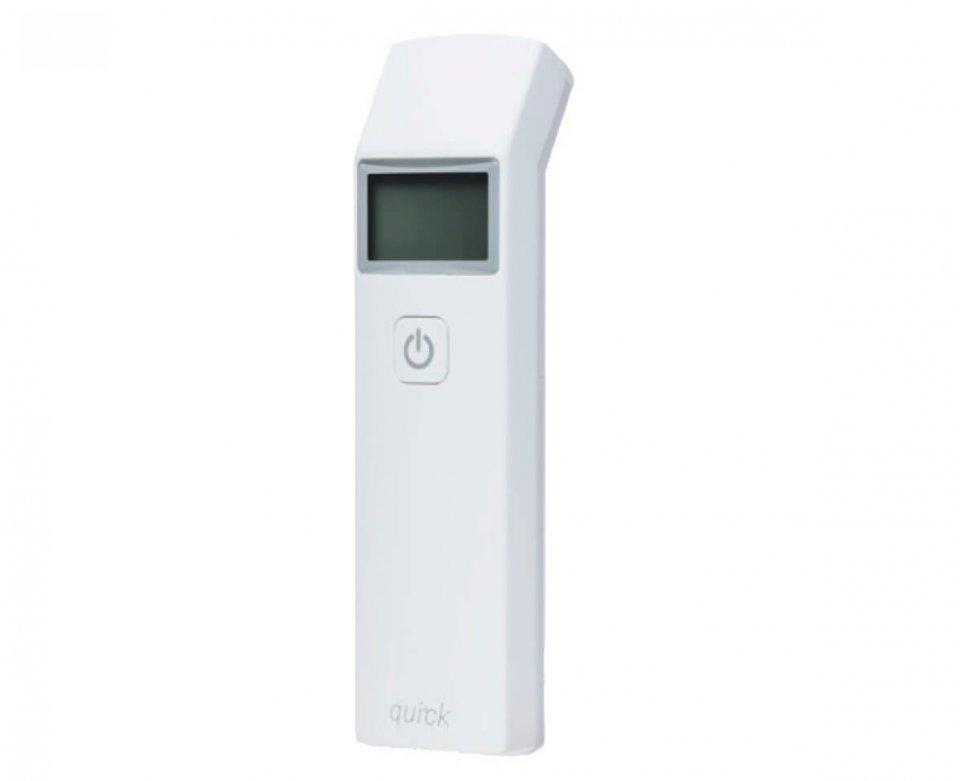 医療機器認証を取得した体温計