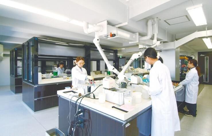 女性技術者・研究者が活躍する開発チーム