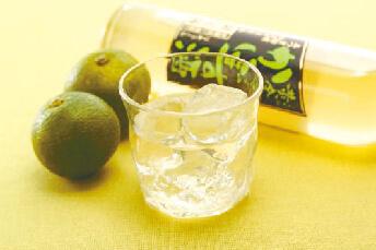 かぼすを使ったお酒(厚木)
