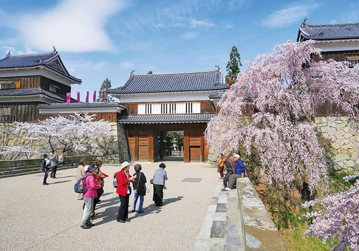 徳川軍を2度にわたり撃退した難攻不落の上田城