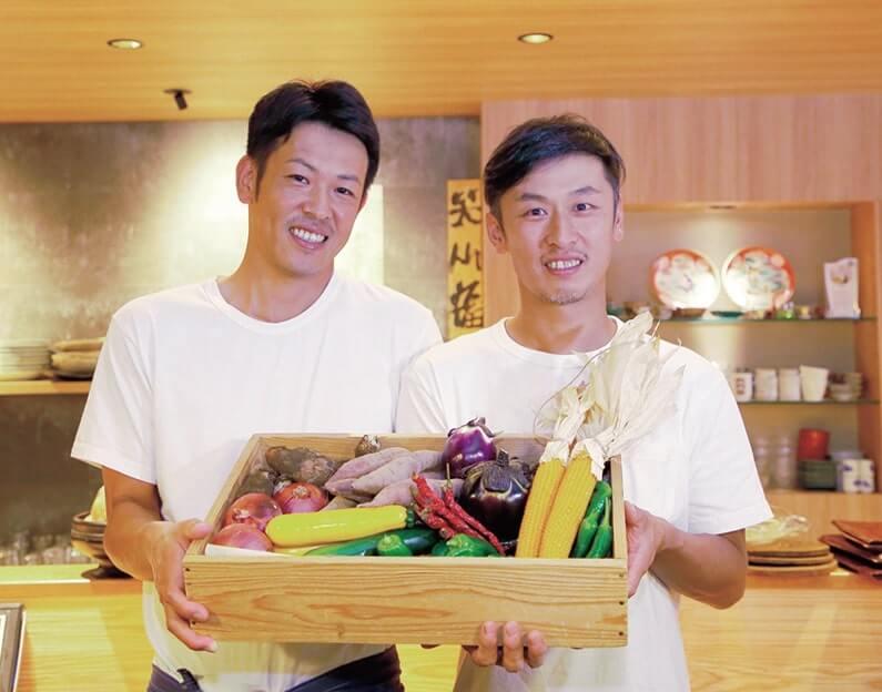 参加店の「魚菜工房 壱」